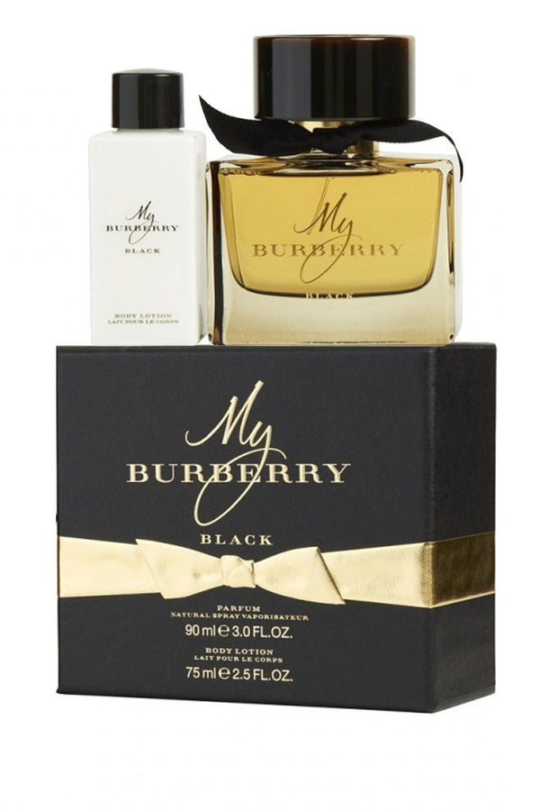 Burberry: My Burberry Black Gift Set (2 Piece)