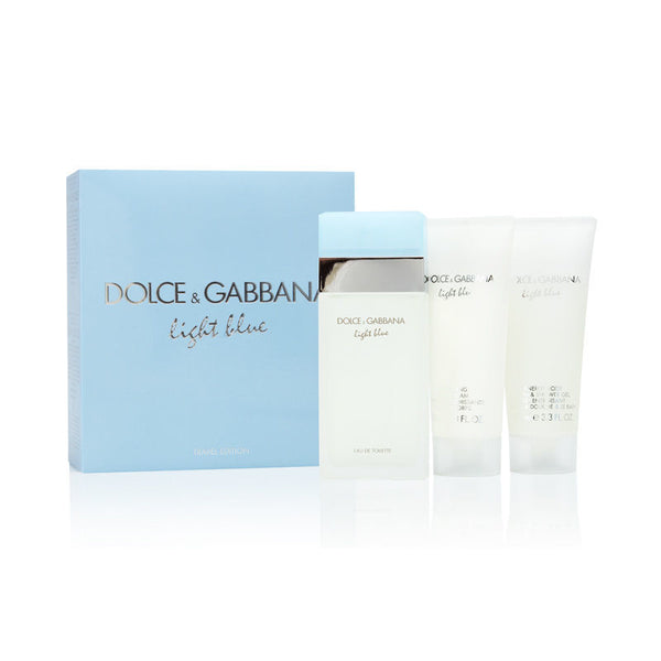 Dolce & Gabbana: Light Blue Gift Set (3 Piece)
