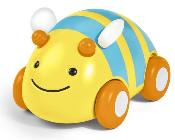 Skip Hop: Explore & More - Pull & Go Car (Bee)