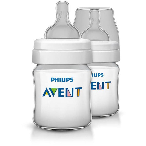 Philips Avent Anti-Colic Bottle - 125ml (2 Pack)