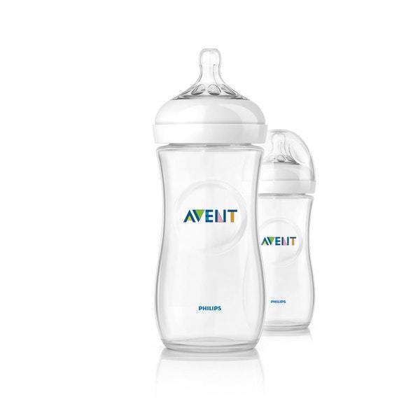 Philips Avent Natural Bottle - 330ml 2PK