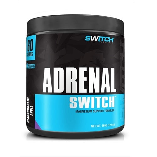 Adrenal Switch Support Formula - Blackcurrant Apple (60 Serves)