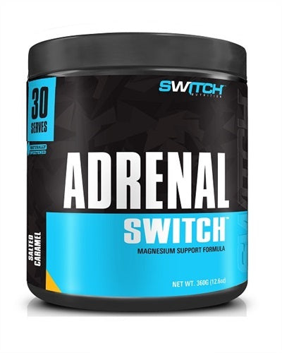 Adrenal Switch Support Formula - Salted Caramel (30 Serves)
