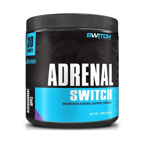 Adrenal Switch Support Formula - Blackcurrant Apple (30 Serves)