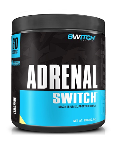 Adrenal Switch Support Formula - Lemonade (60 Serves)