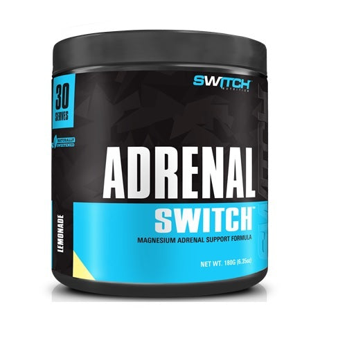 Adrenal Switch Support Formula - Lemonade (30 Serves)