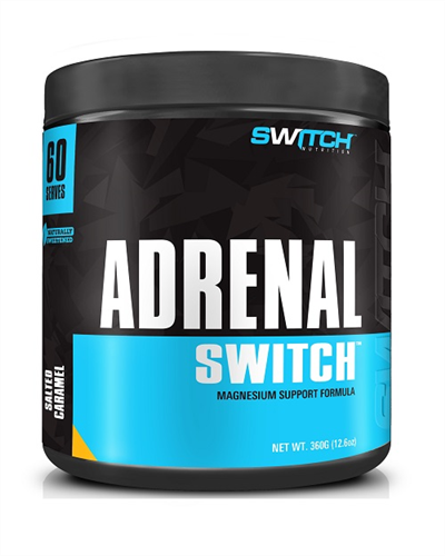 Adrenal Switch Support Formula - Salted Caramel (60 Serves)