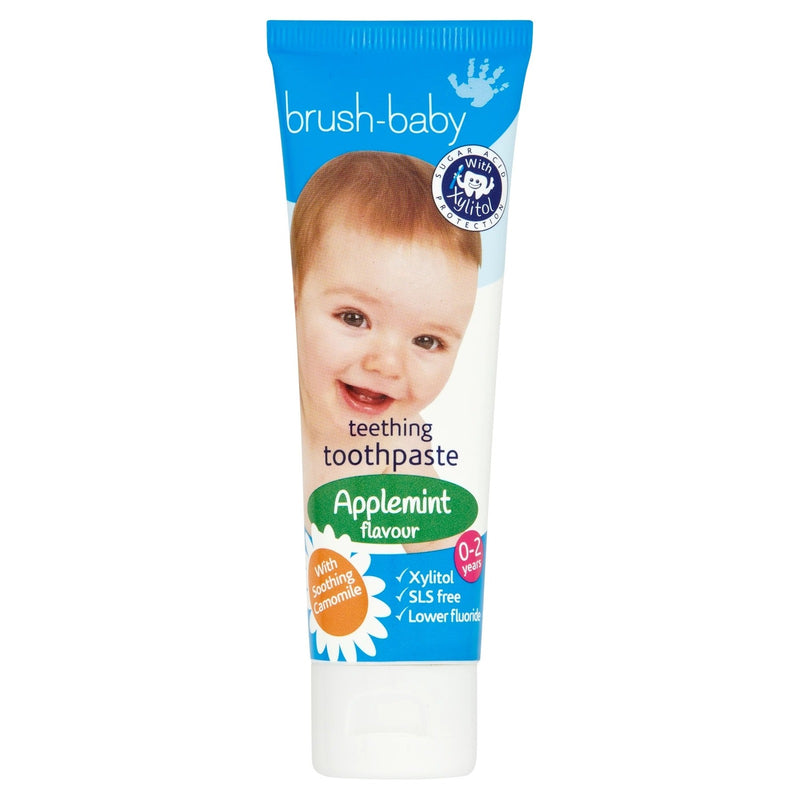 Teething Toothpaste - 0-2 Years (50ml)