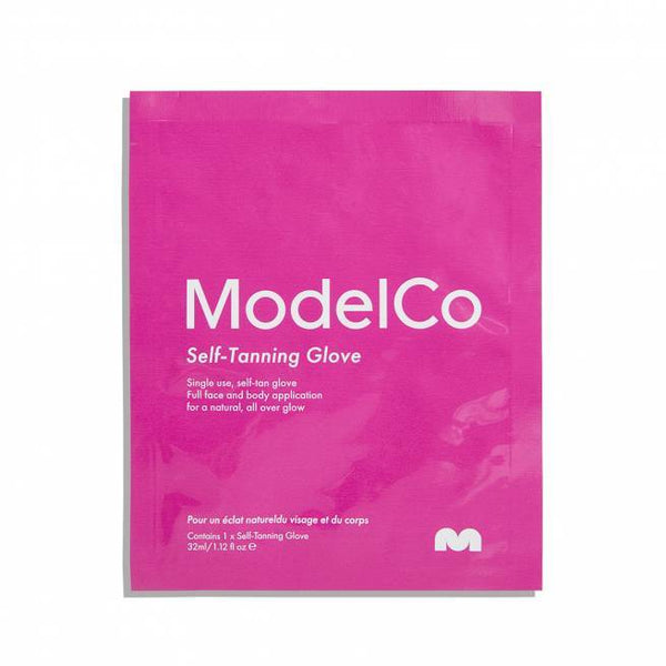 Model Co: Self-Tanning Glove