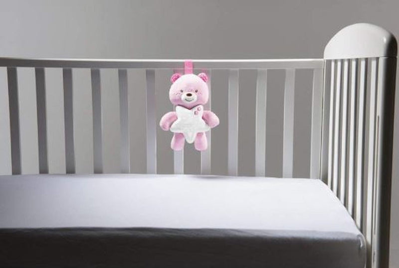 Chicco: GoodNight Bear - Pink
