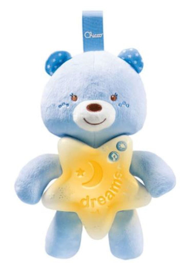 Chicco: GoodNight Bear - Blue