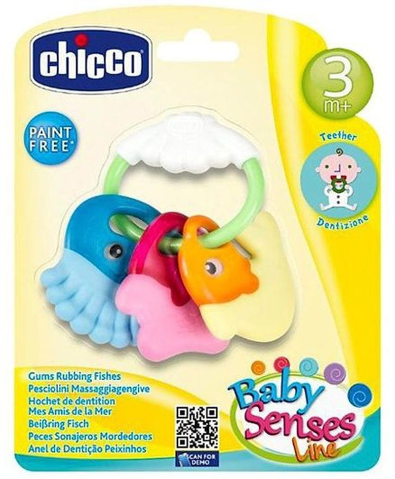 Chicco: Gum rubbing Fishes