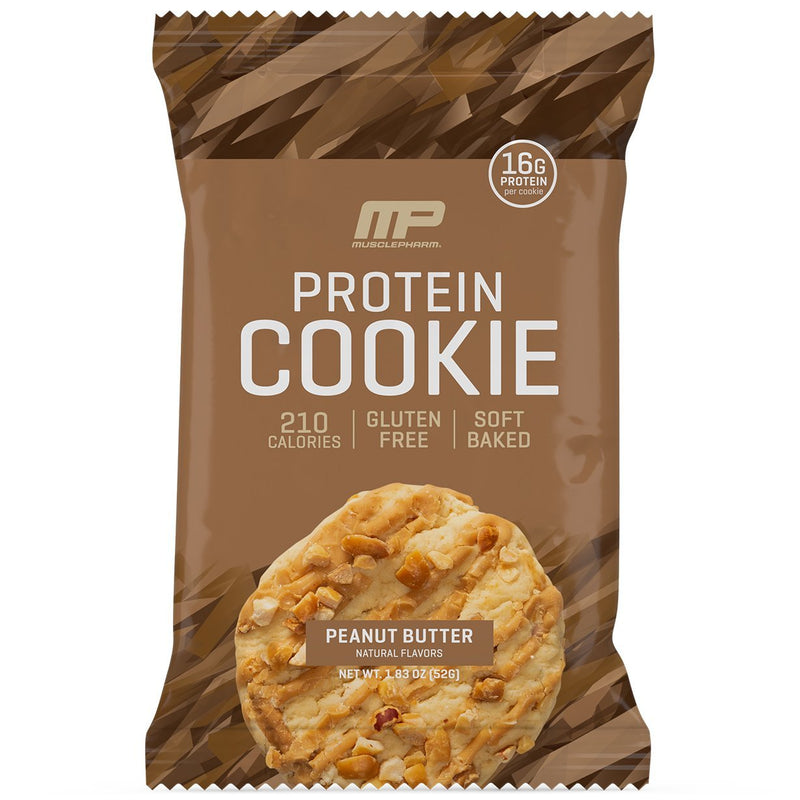 MusclePharm: Combat Cookie - Peanut Butter (Box of 12)