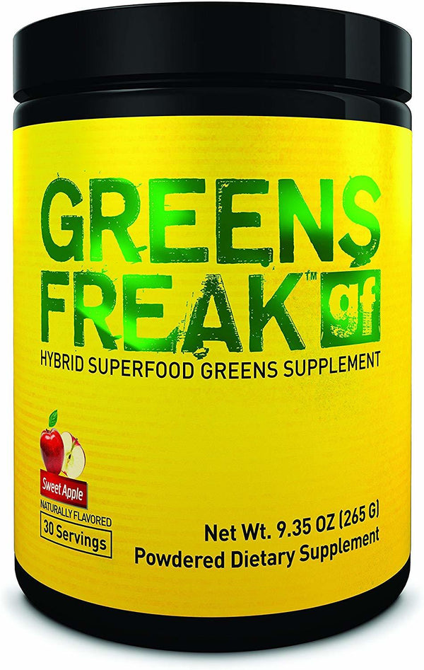 PharmaFreak: Greens Freak - Sweet Apple (265g)