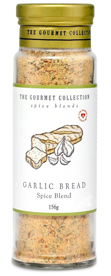 The Gourmet Collection Spice Blends - Garlic Bread (156g)