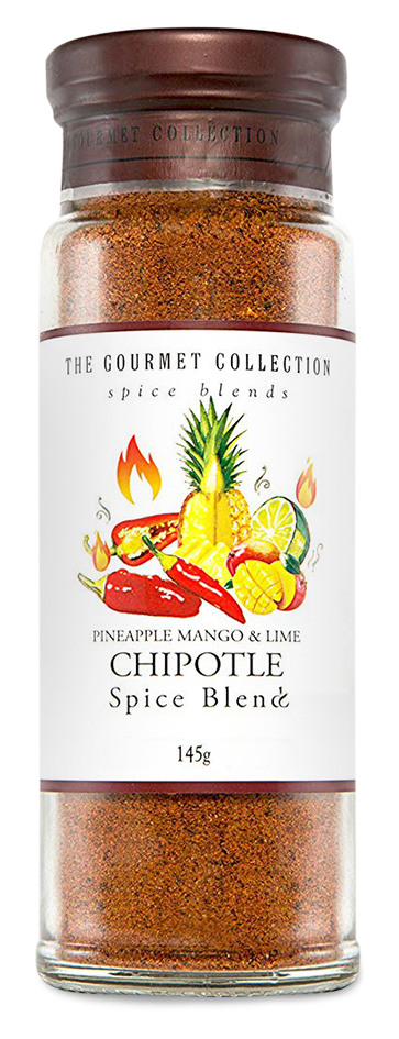 The Gourmet Collection Spice Blends - Pineapple, Mango, Lime Chipotle (145g)