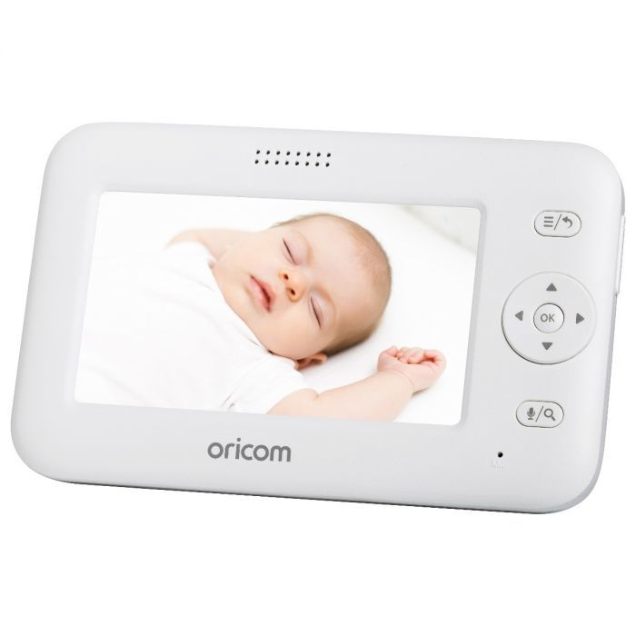 "Oricom: Secure 740 Video Baby Monitor (4.3"")"