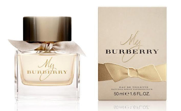 Burberry - My Burberry Perfume (50ml EDT)