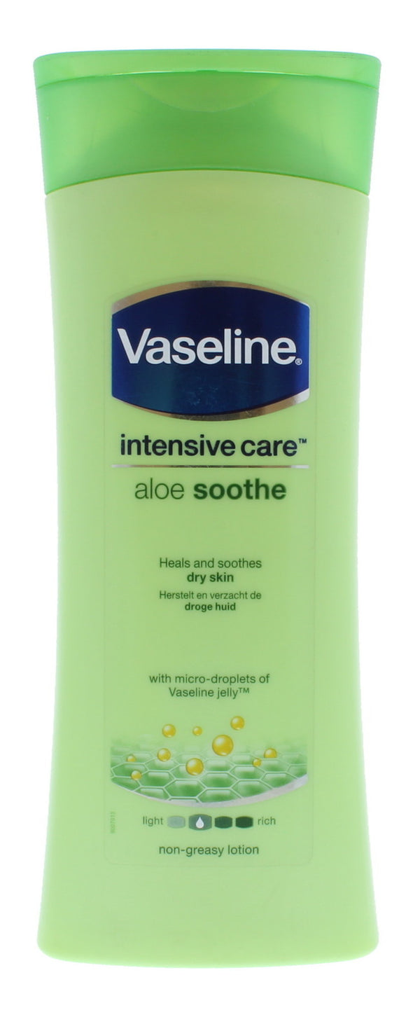 Vaseline: Body Lotion Aloe Soothe (400 ml)