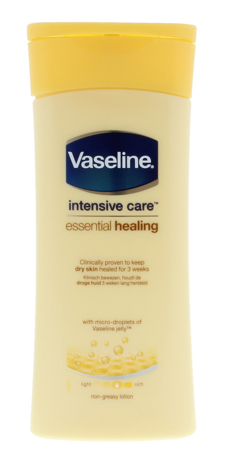 Vaseline: Body Lotion Essential Healing (200 ml)