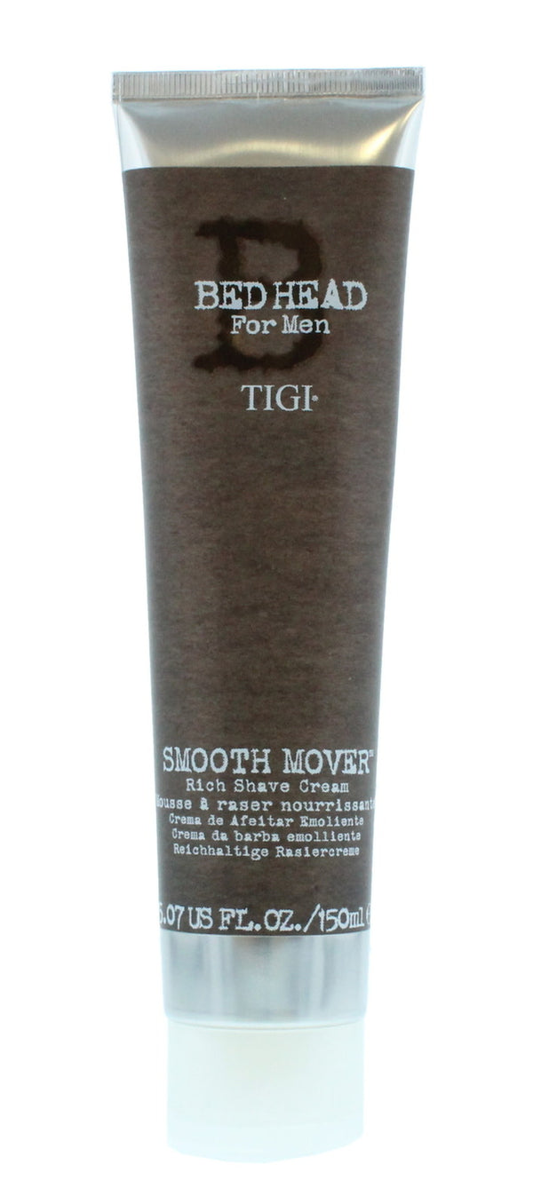 Tigi: Bed Head For Men Smooth Mover Shave Cream (150 ml)