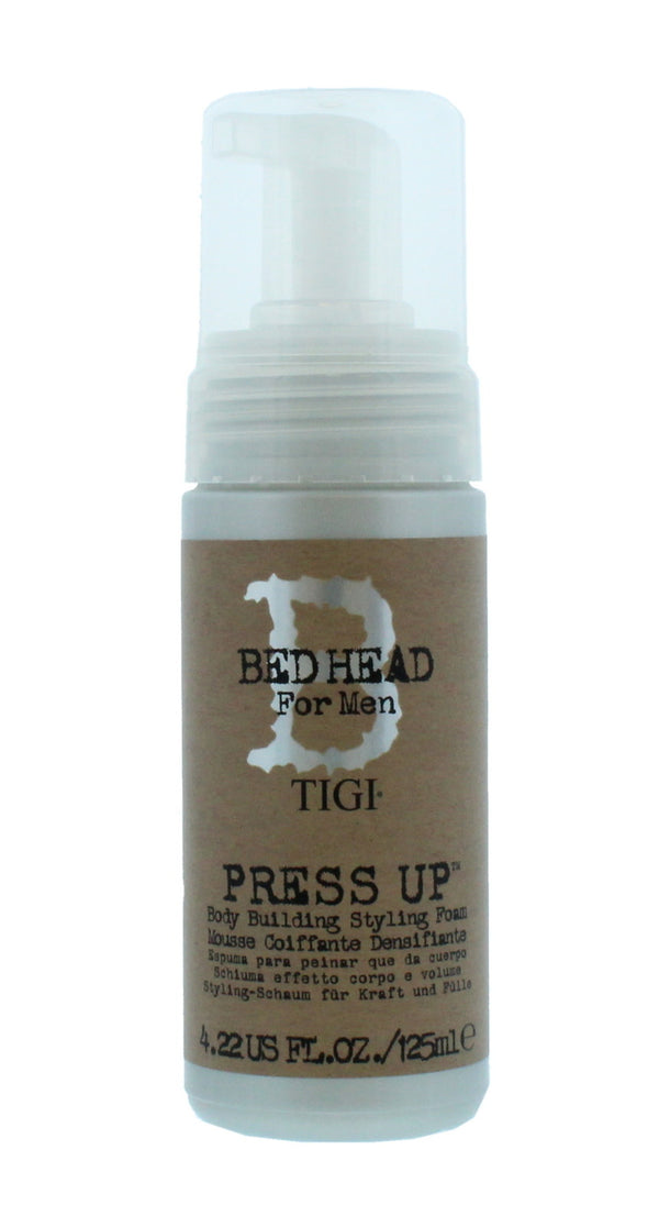 Tigi: Bed Head For Men Press Up Body Building Thickening Foam (125 ml)
