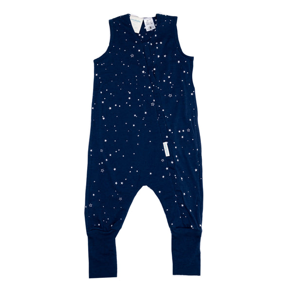 Woolbabe: 3-Seasons Sleeping Suit Tekapo Stars - 2 Years