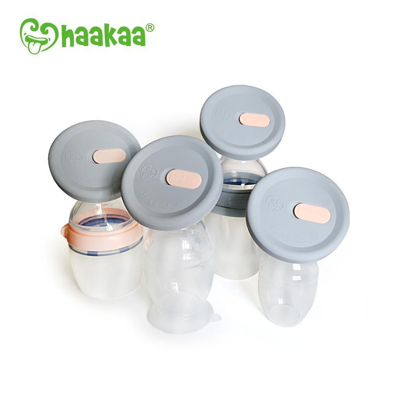 Haakaa: Silicone Breast Pump Cap