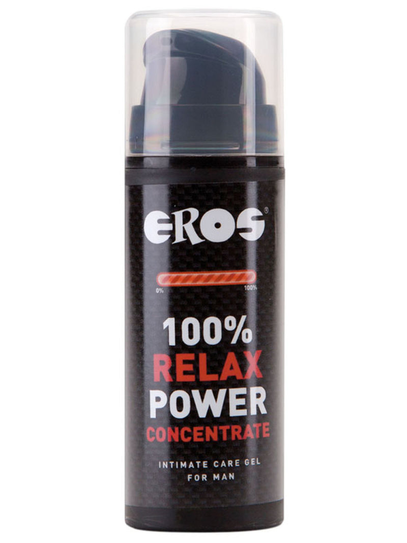 EROS: Relax 100 Percent Power Concentrate - Man (30ml)