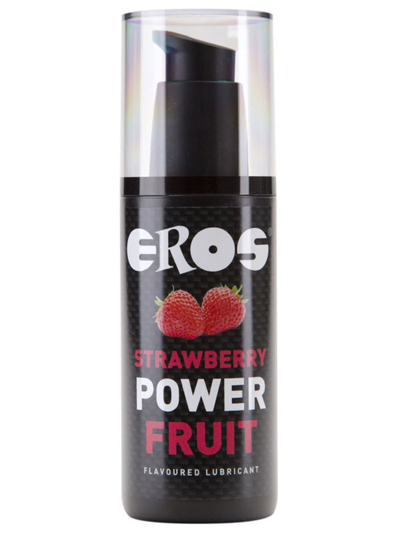 EROS: Strawberry Power Fruit (125ml)