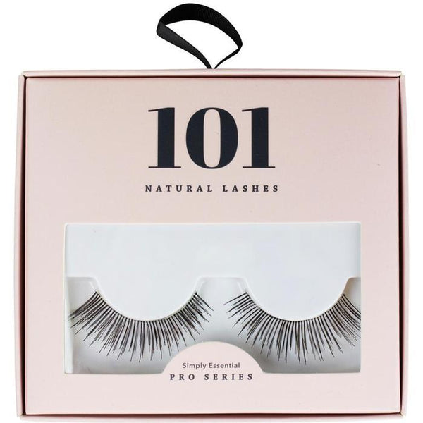 Simply Essential: False Lashes - Natural #101