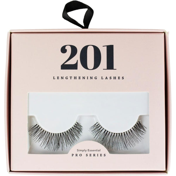Simply Essential: False Lashes - Length #201
