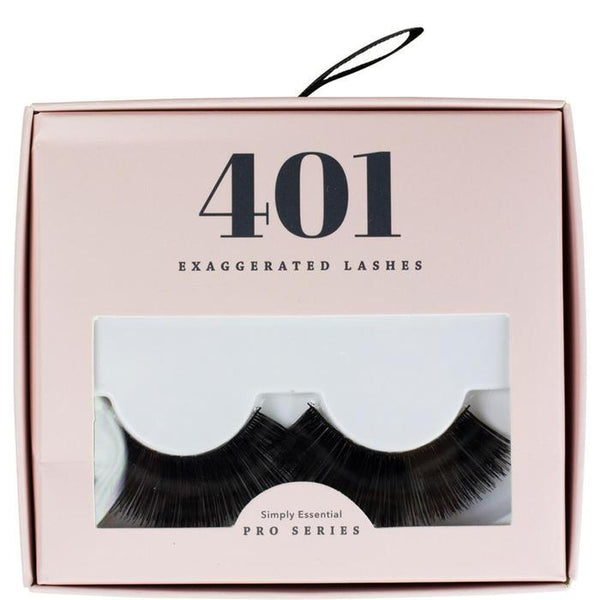 Simply Essential: False Lashes - Exaggerate #401