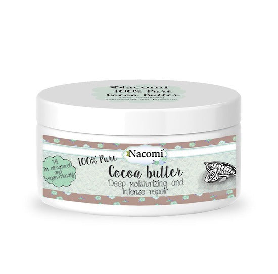 Nacomi Pure Cocoa Body Butter (100ml)