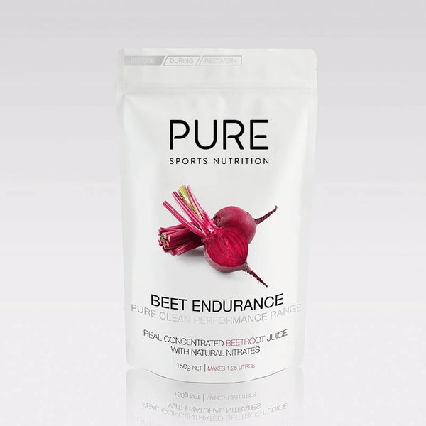 PURE Beet Endurance Pre-Workout Pouch 150g