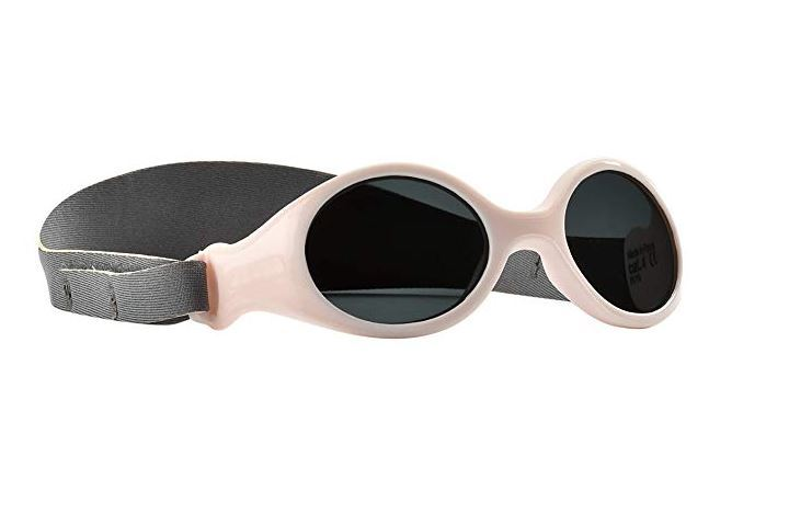 Beaba: Clip-Strap Sunglasses XS - Light Blue