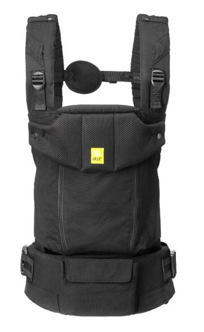 Lillebaby: All Seasons Carrier - Black