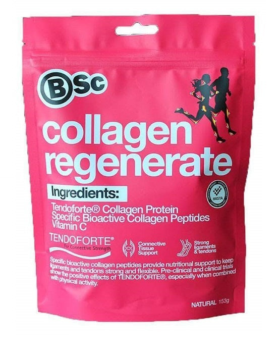 BSC: Collagen Regenerate for Tendons + Ligaments (153g)