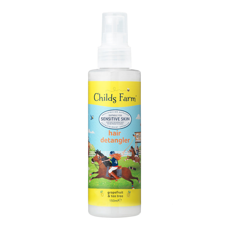 Childs Farm: Hair Detangler - Grapefruit and Teatree (150ml)
