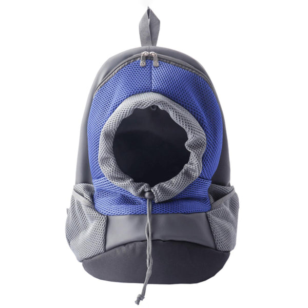 Ape Basics: Dog Travel Chest Bag - Blue