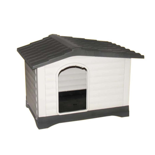 Ape Basics: Outdoor Windproof and Rainproof Dog House - Gray
