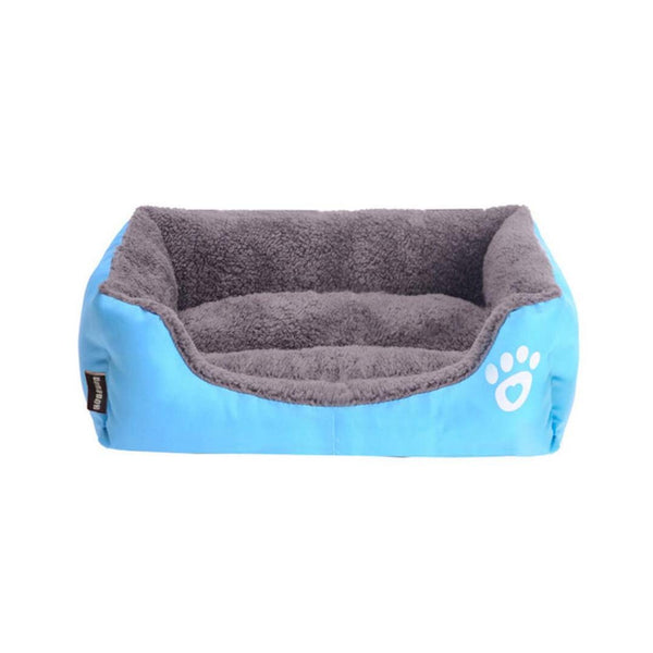 Ape Basics: Pet Soft Warm Kennel Dog Bed Blanket (Small)
