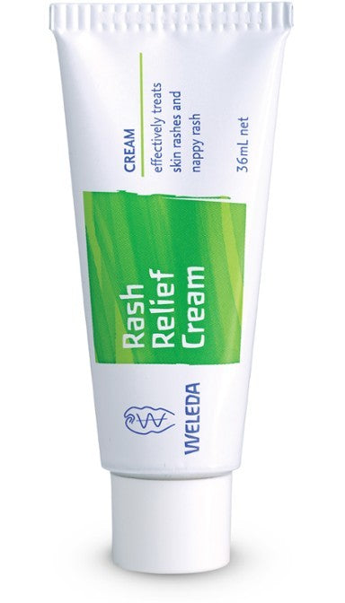 Weleda: Rash Relief Cream (36ml)