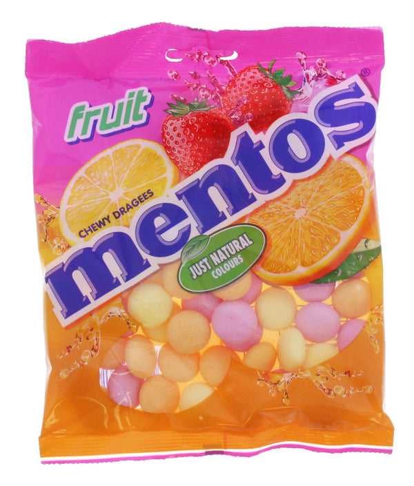 Mentos: Fruit Mints (175g)