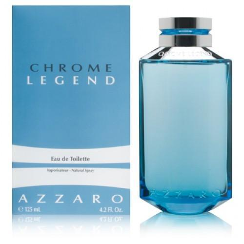 Azzaro: Chrome Legend Fragrance (EDT, 125ml)