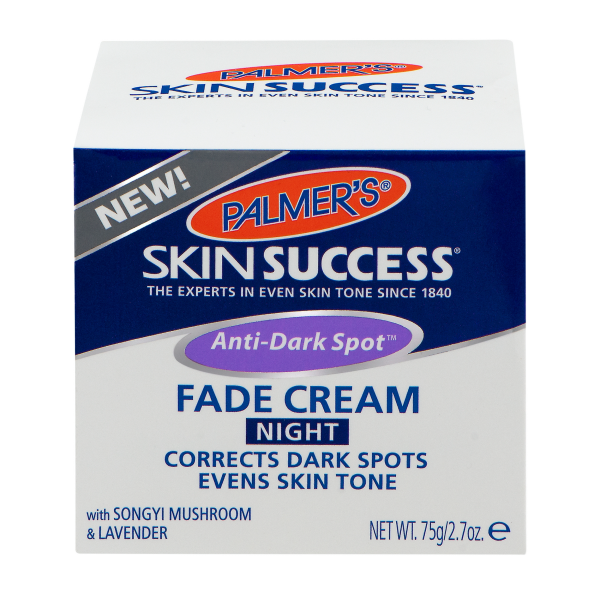 Palmers: Fade Cream - Night (75g)