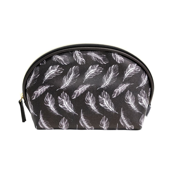 Splosh: Tranquil Feather Cosmetic Bag - Small