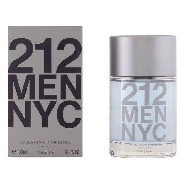 Carolina Herrera: 212 Men NYC Aftershave (100ml)