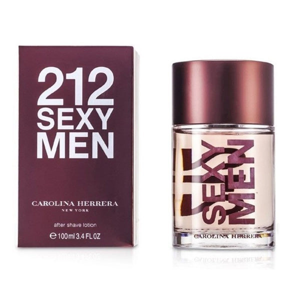 Carolina Herrera: 212 Sexy Men Aftershave (100ml)