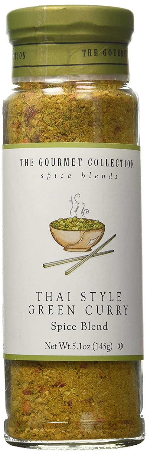 The Gourmet Collection Spice Blends - Thai Style Green Curry (145g)